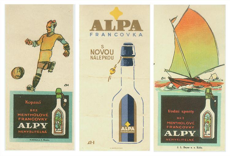alpa-letaky