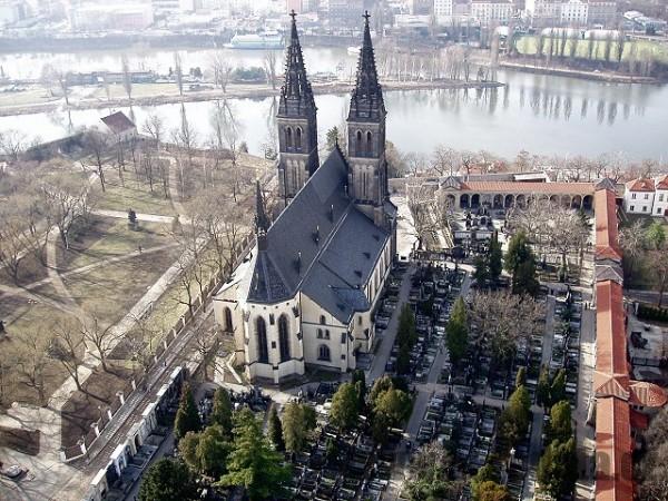 Путешествие по Праге: крепость Вышеград
